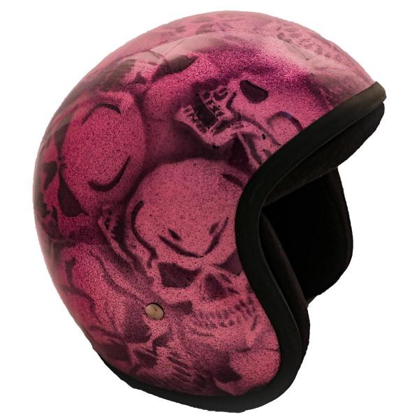 PiWear Jet Skull pink Evo