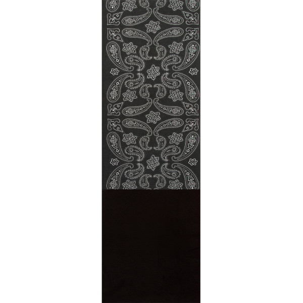 PiWear® Schlauchschal Apps Black Fleece