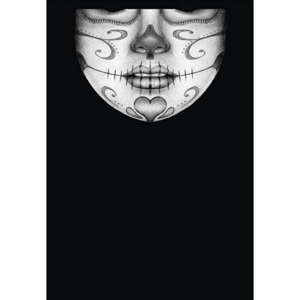 PiWear® Schlauchschal Face 13