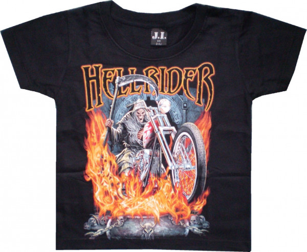 T-Shirt Kids - Hell Rider