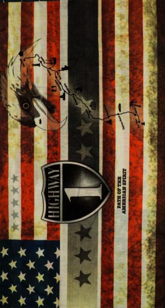 PiWear® Schlauchschal American Spirit