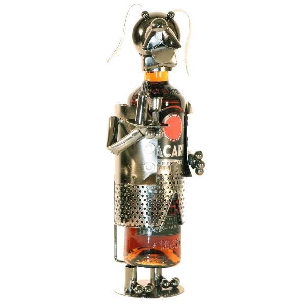 PiWear® Weinhalter Metall Kellner
