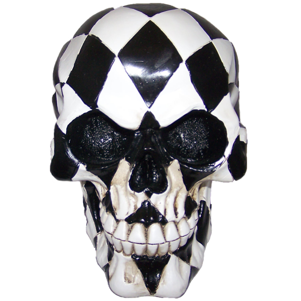 PiWear® Skull Schach