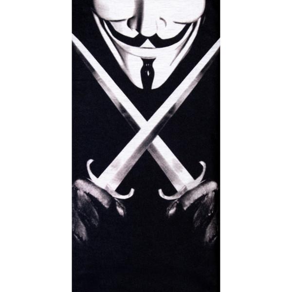 PiWear® Schlauchschal Anonym Swords