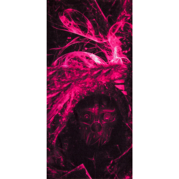 PiWear® Schlauchschal Storm pink