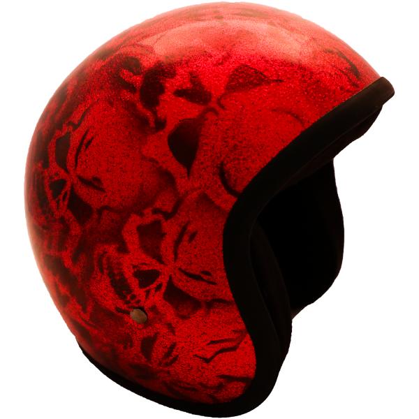 PiWear Jet Skull Red Evo