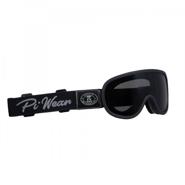 PiWear® Arizona Rahmen schwarz Band schwarz SM