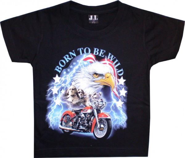 T-Shirt Kids - Born to be wild