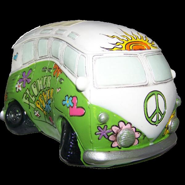 PiWear® Spardose VW- Bus
