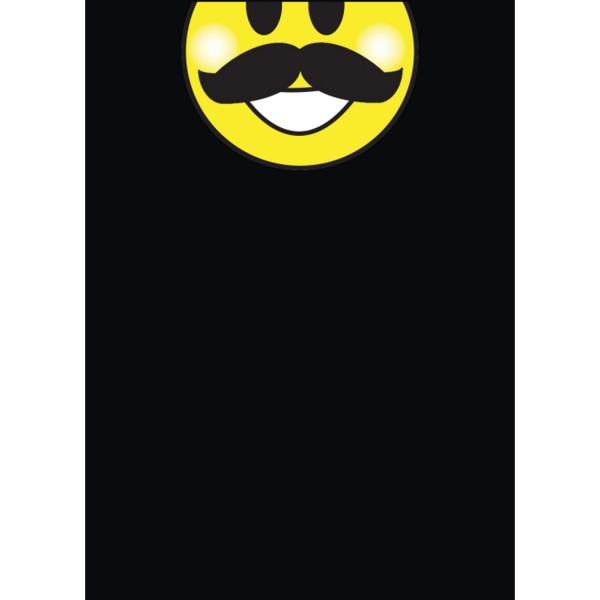 PiWear® Schlauchschal Smiley