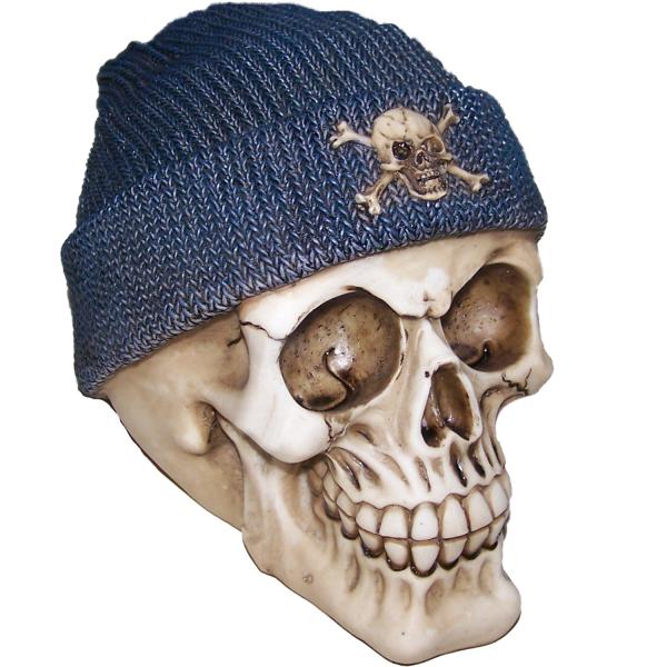 PiWear Skull Wollmütze