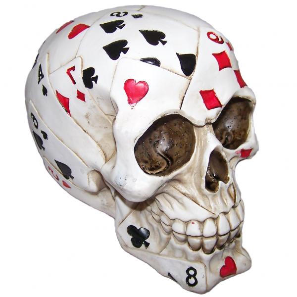 PiWear® Skull Poker