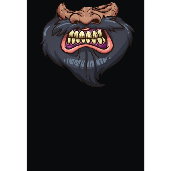 PiWear® Schlauchschal Blue Beard