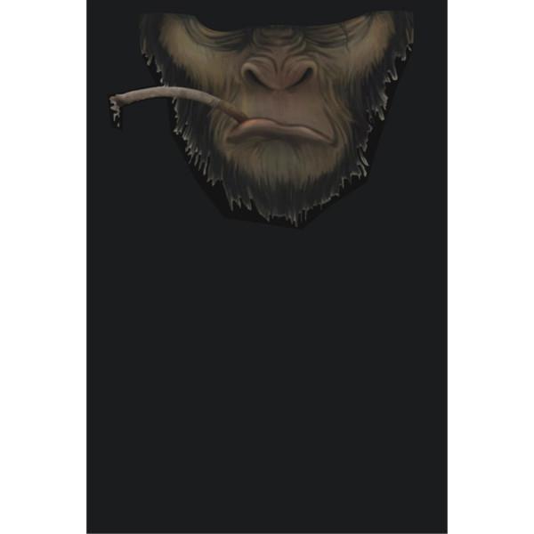 PiWear® Schlauchschal Monkey 4