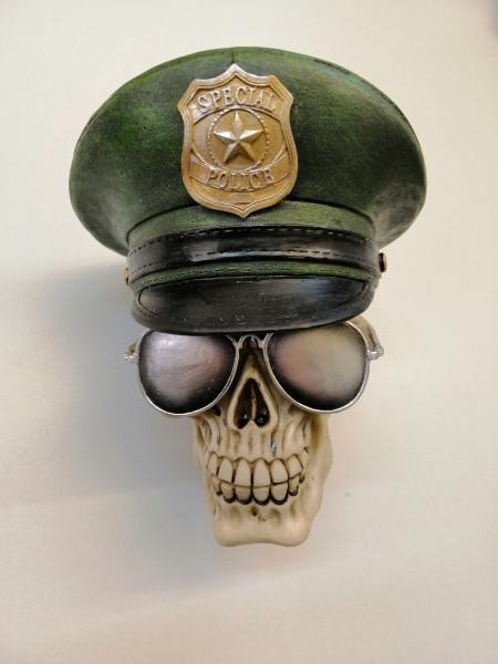 PiWear Skull Police